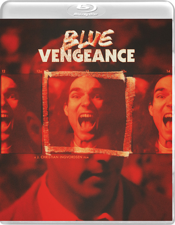 Blue Vengeance: Limited Edition (1989) - blu-ray review