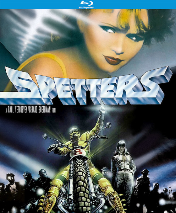 Spetters (1980) - Blu-ray