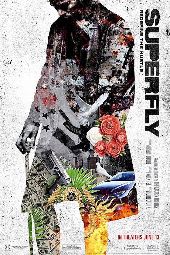 Superfly (2018) - Movie Review