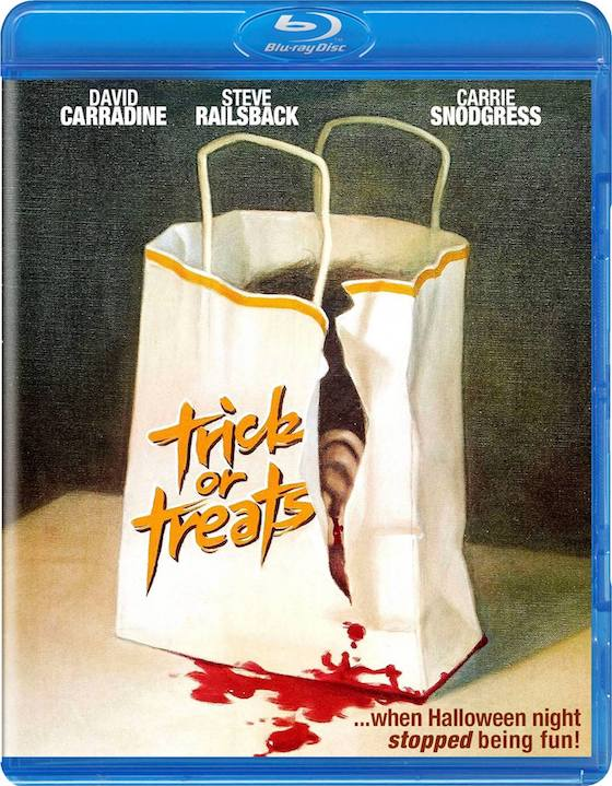 Trick or Treats (1982) - Blu-ray Review